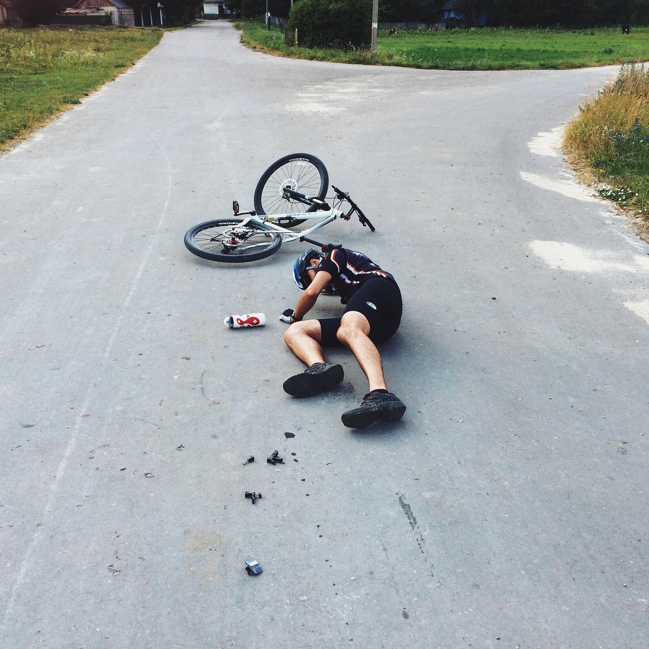 自転車 ドラレコ 事故