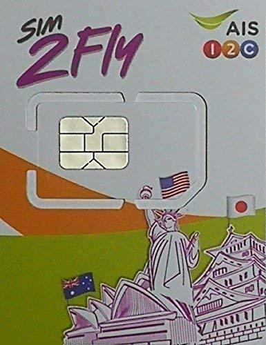 海外SIMカード AIS SIM2Fly