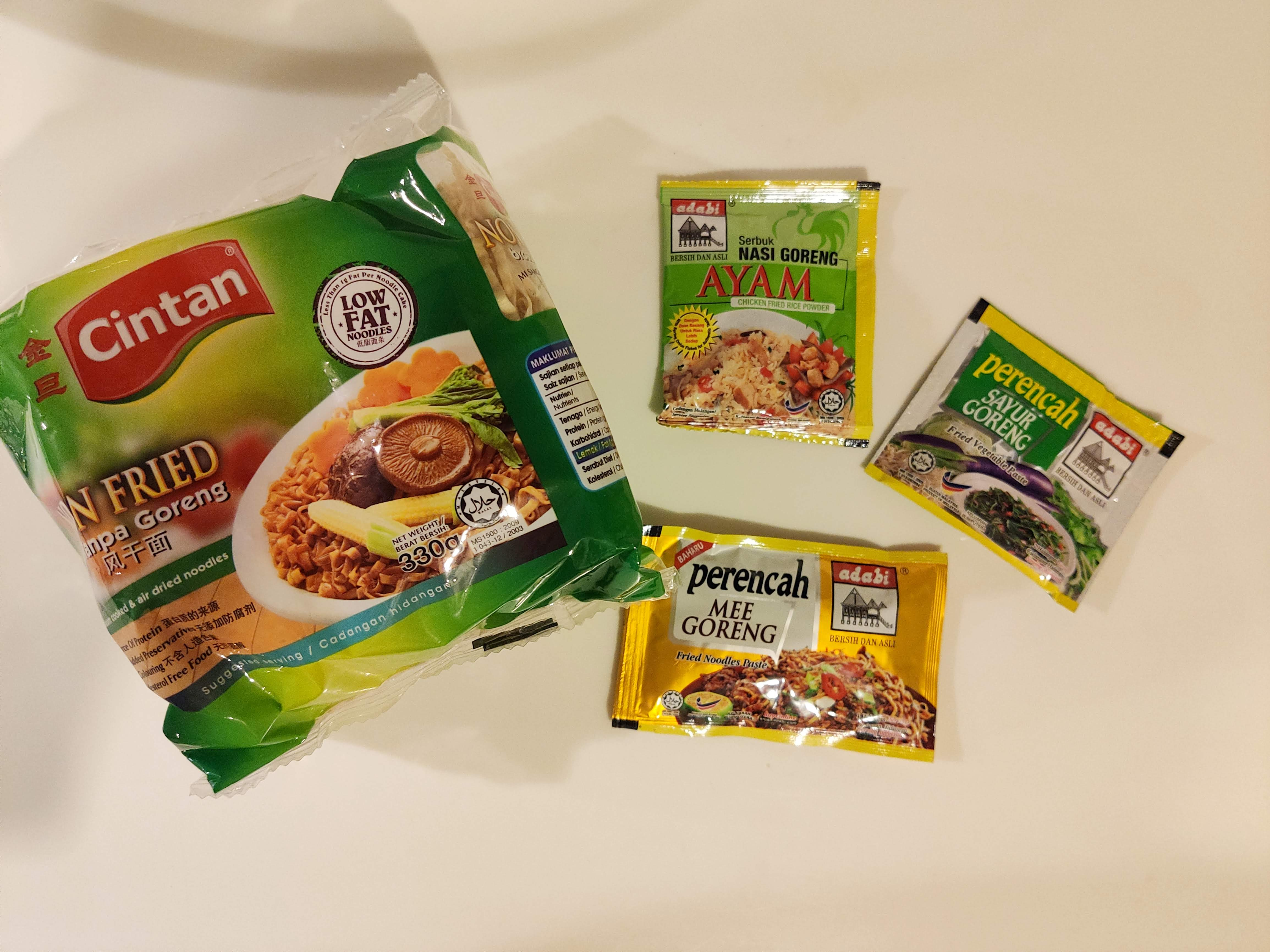 マレーシア調味料