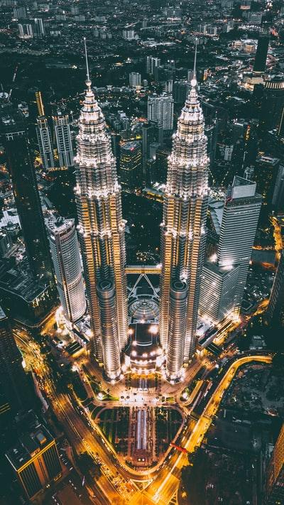マレーシアの移住先都市 20代はクアラルンプール