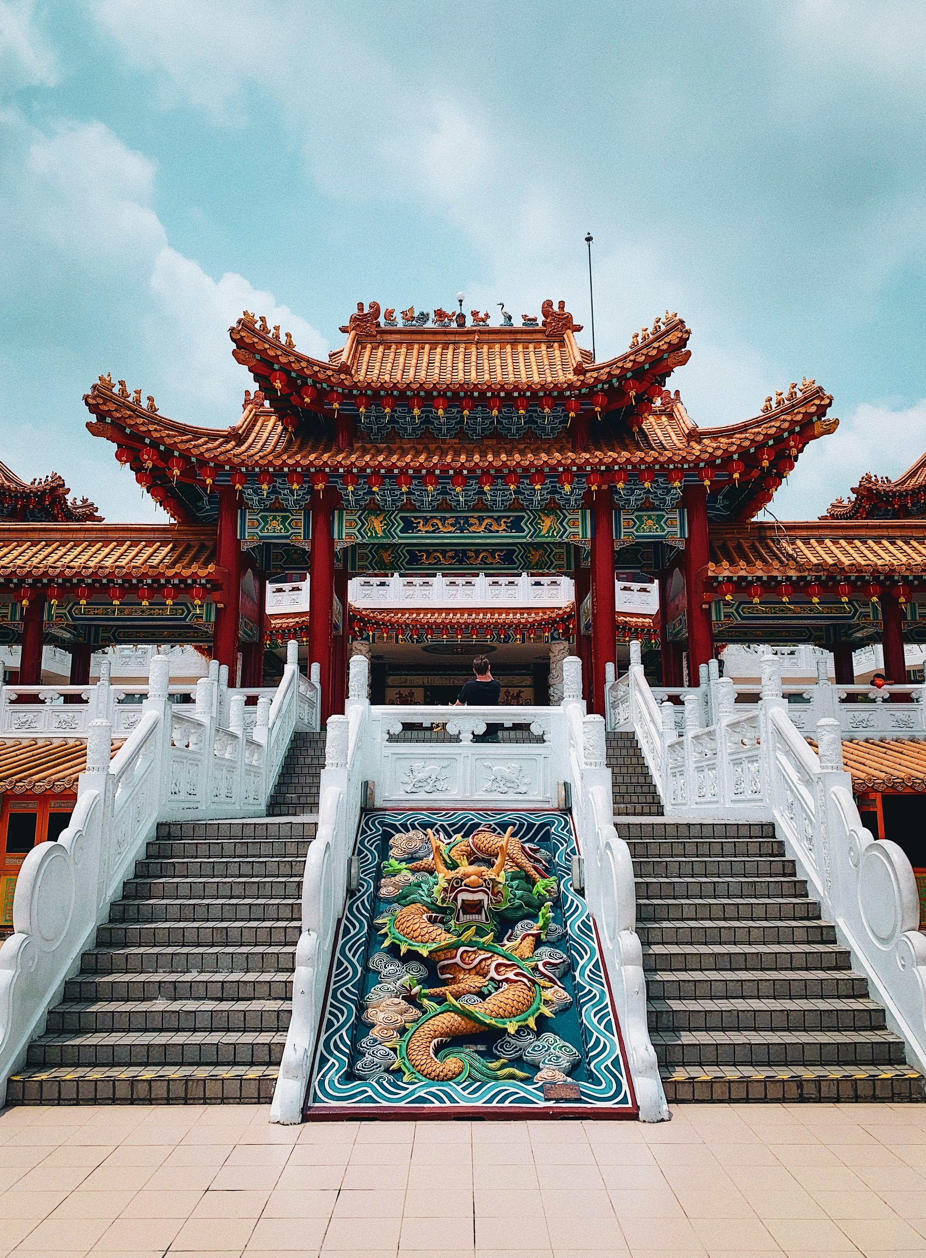 中国寺院Thean Hou Temple